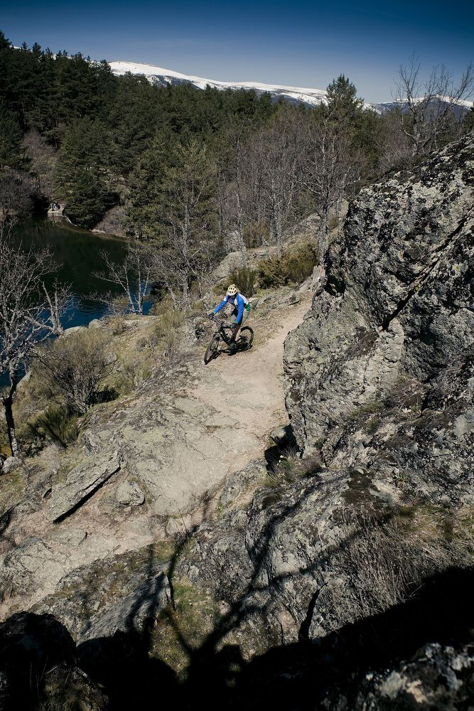 MTB holidays in Madrid. Ever dreamt of riding in the Alps? Switzerland, Italy, France, Austria... and more? Madrid has nothing to envy. Take a look at our website and... come ride with us!!