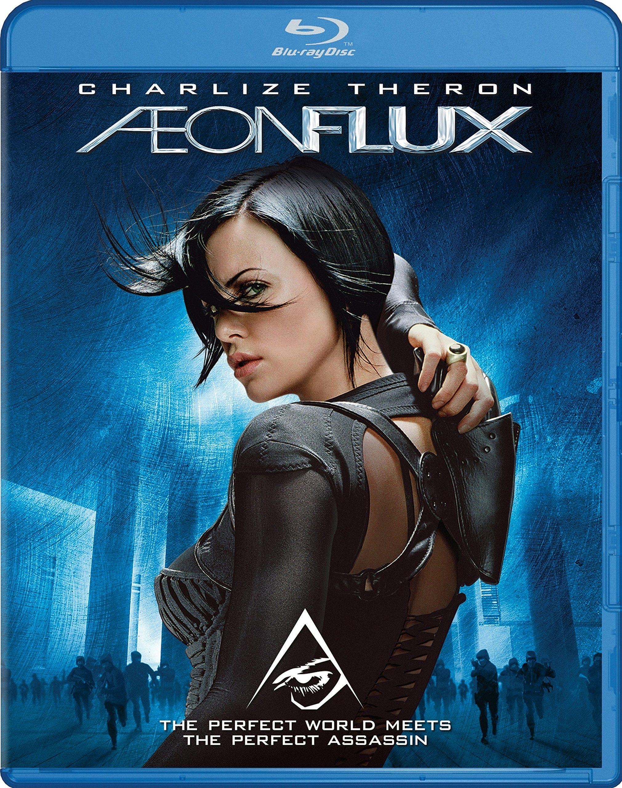 Aeon Flux [Edizione Stati Uniti] [Italia] [Bluray]