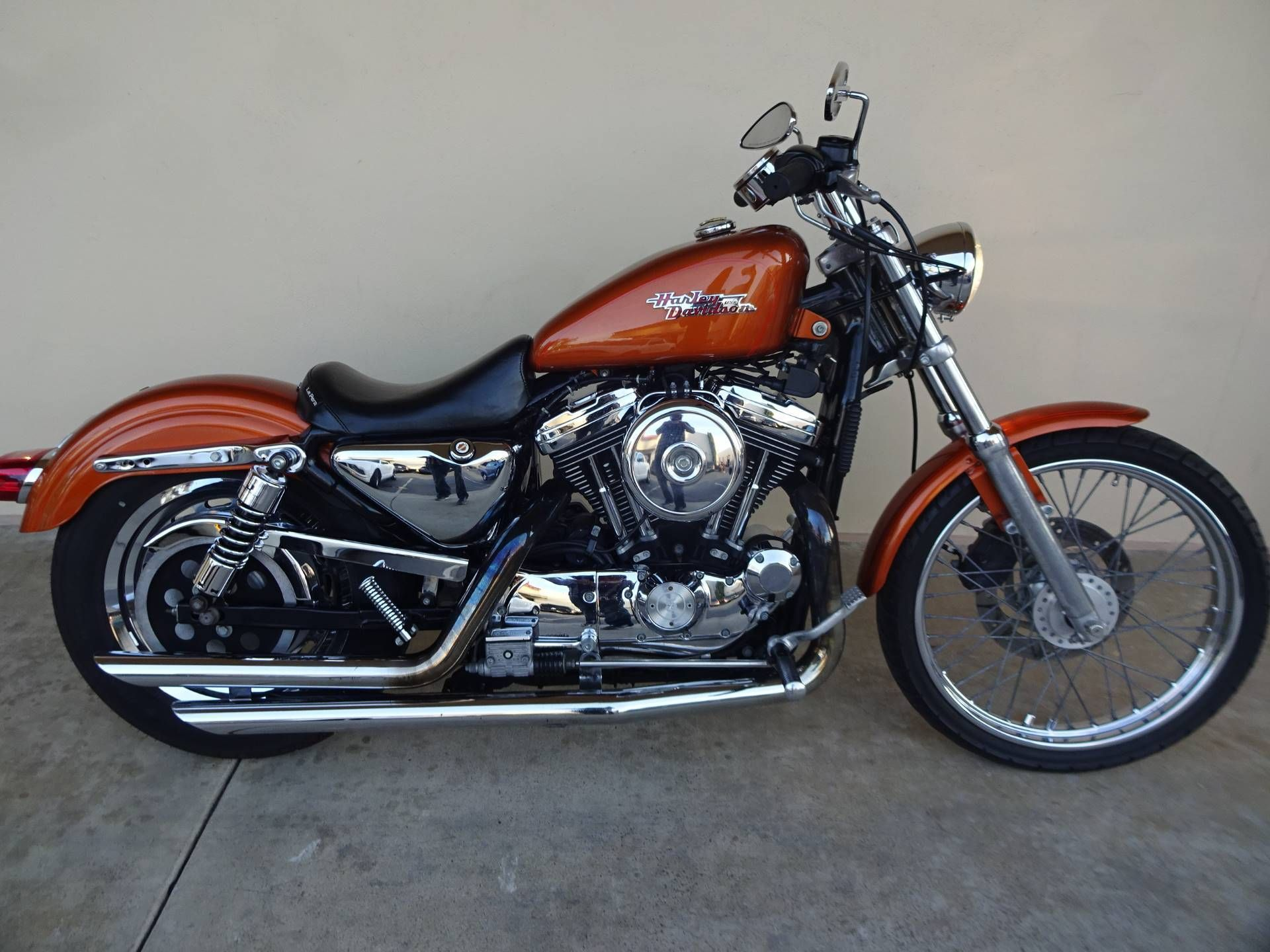 2000 harley davidson sportster 1200 hobbiesxstyle. Black Bedroom Furniture Sets. Home Design Ideas