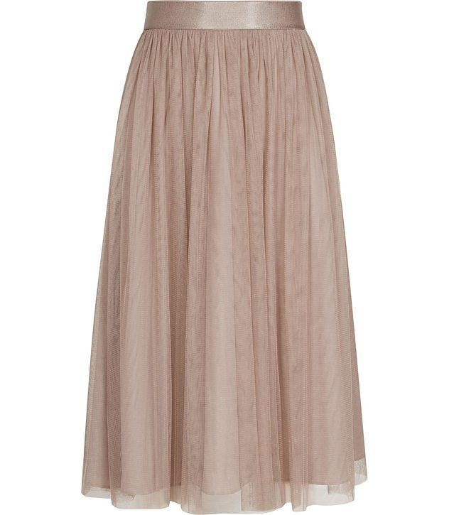 6663331ae7 REISS - CRYSTAL TULLE SKIRT | REISS | Fashion outfits, Trendy ...