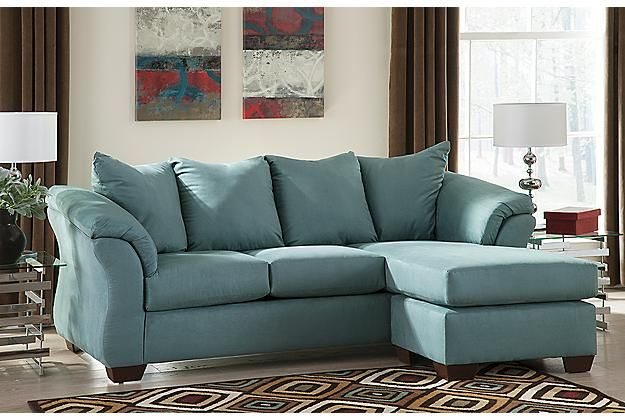 Phenomenal Darcy Sofa Chaise Ashley Furniture Life After Rv Traveling Interior Design Ideas Apansoteloinfo