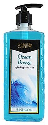 Delta Brands Products 92249 5 Liquid Hand Soap Ocean Blue