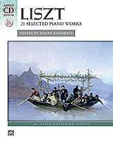 Liszt, Franz: 21 Selected Piano Works- Portland Music Company