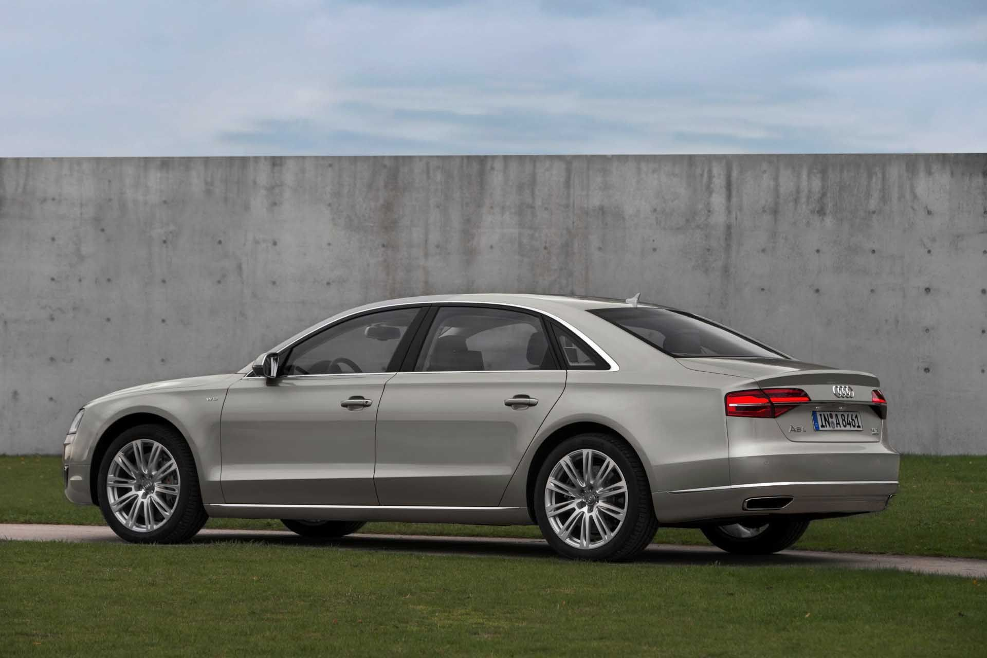 10 Audi A8 L Specification pictures Audi Pinterest