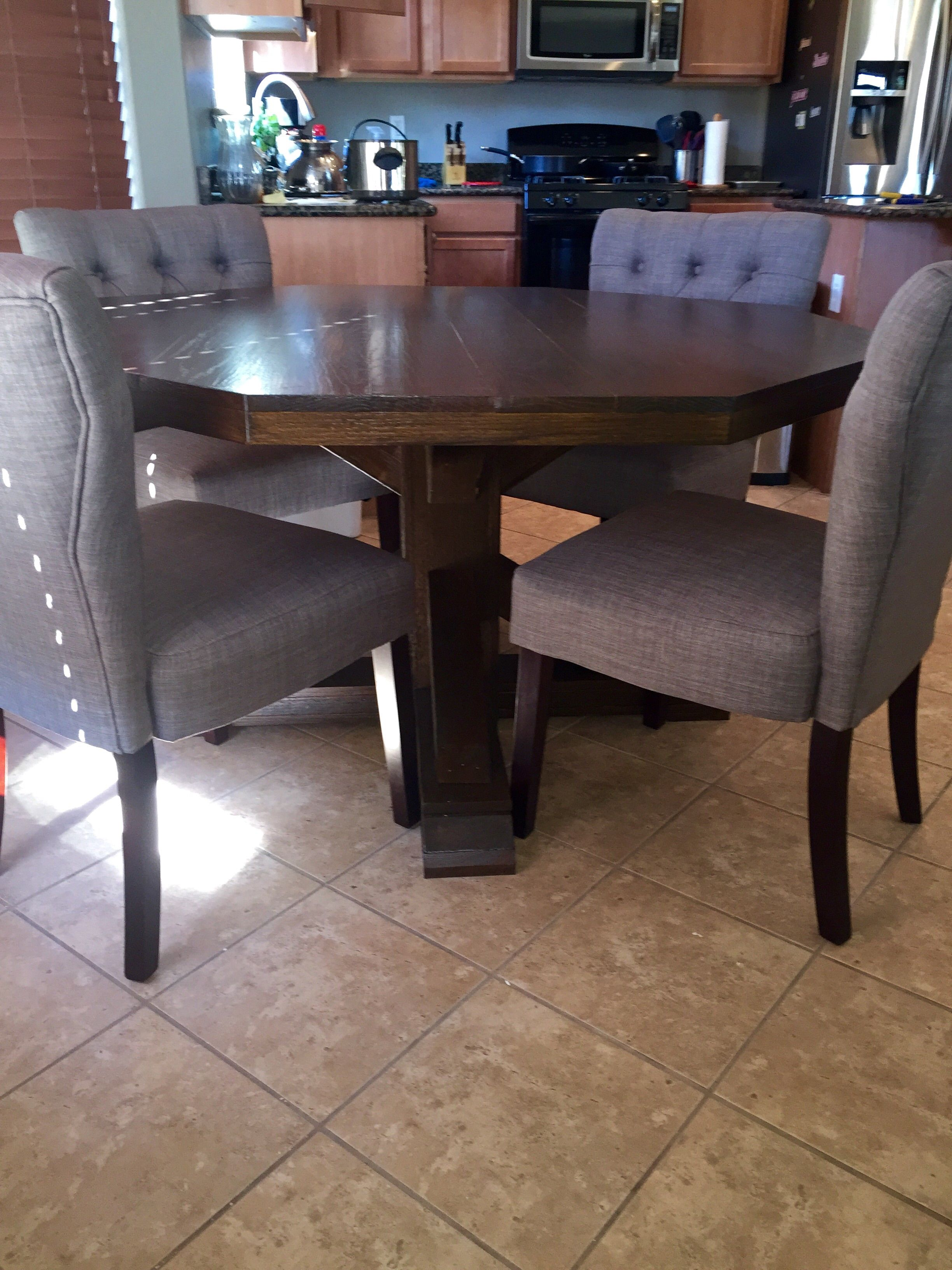 Benchmark Dining Table Dining Table Table Octagon Table