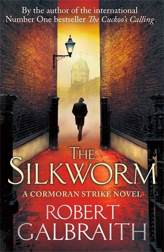 Enter now for your chance to win one of five copies of the international bestseller, 'The Silkworm', signed by the author.