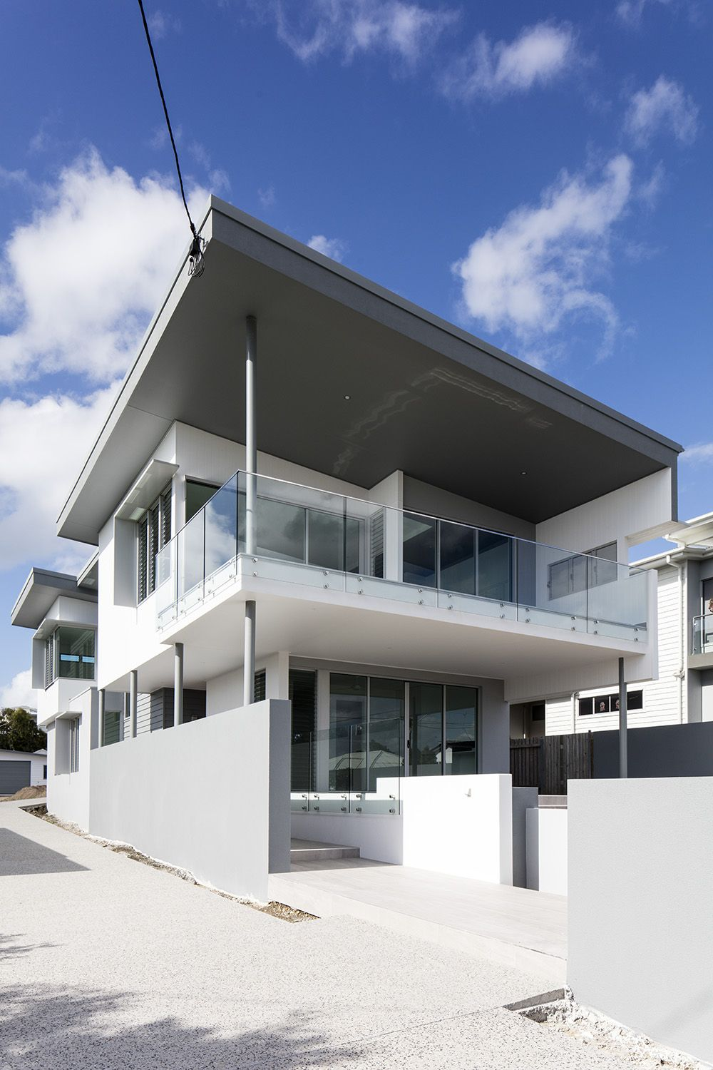 Custom home design by immackulate designer homes the kings beach project located on sunshine coast qld australia also rh pinterest