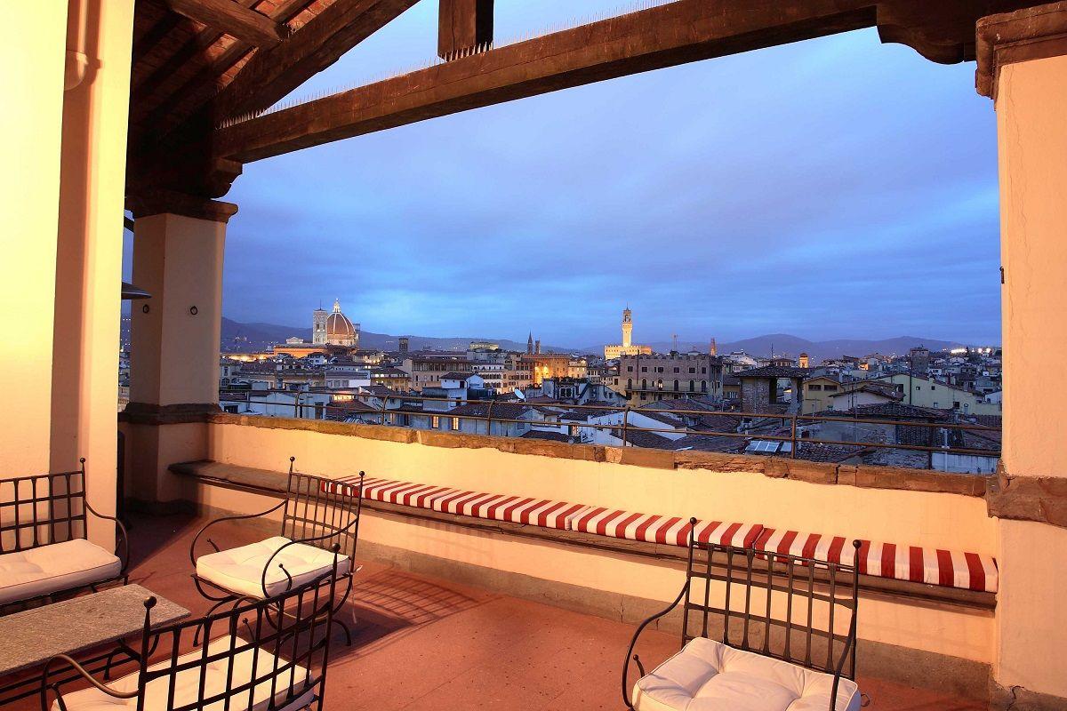 Palazzo Magnani Feroni -Florence, Italy Housed...   Luxury Accommodations