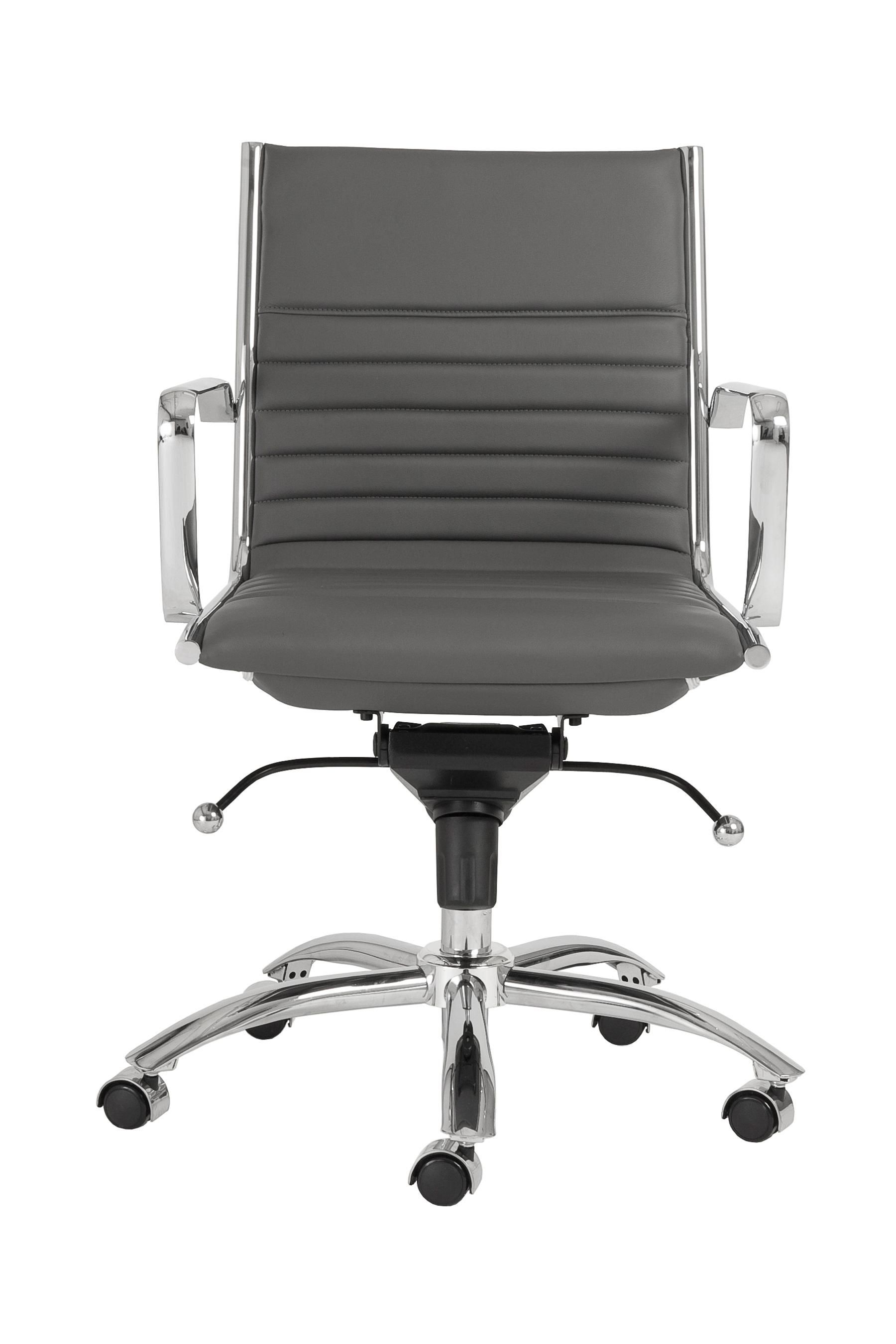 Dirk Dirk Low Back Office Chair By Euro Style High Back Office