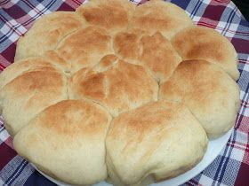 Everyday Dutch Oven: Feather Bed Potato Rolls