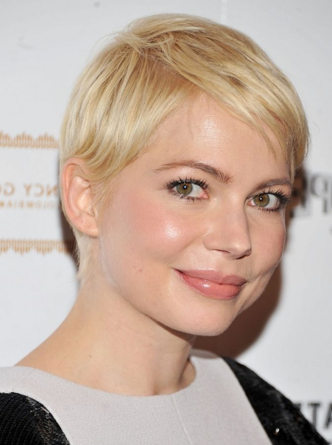 Short Haircuts For Round Faces And Gray Hair Hairstyles That Cover Up Your Face