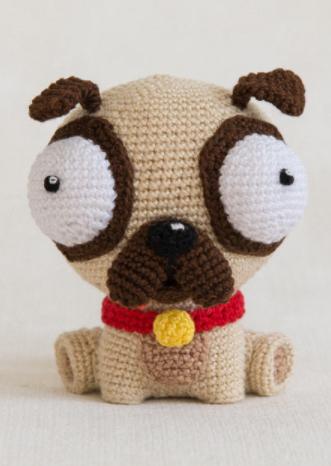 Crochet Dog, Crochet Puppy, Dog Crochet Pattern, Dog Pattern, Dog ... | 466x331
