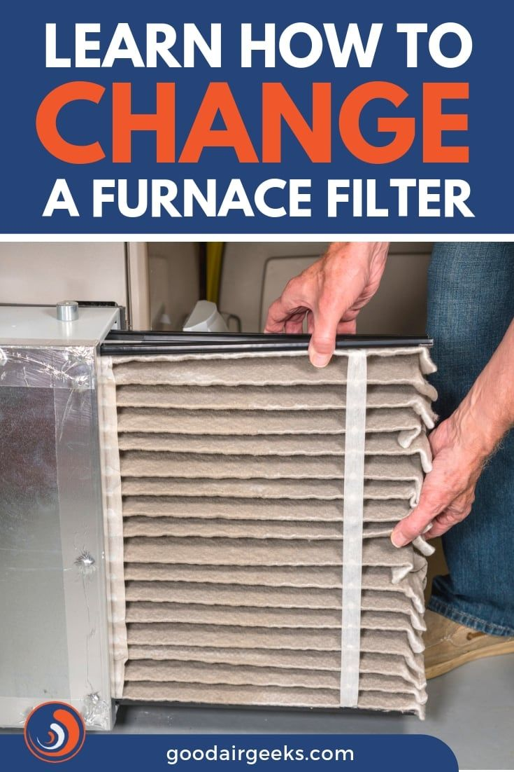 Easy Method to Installing and Changing a Furnace Filter