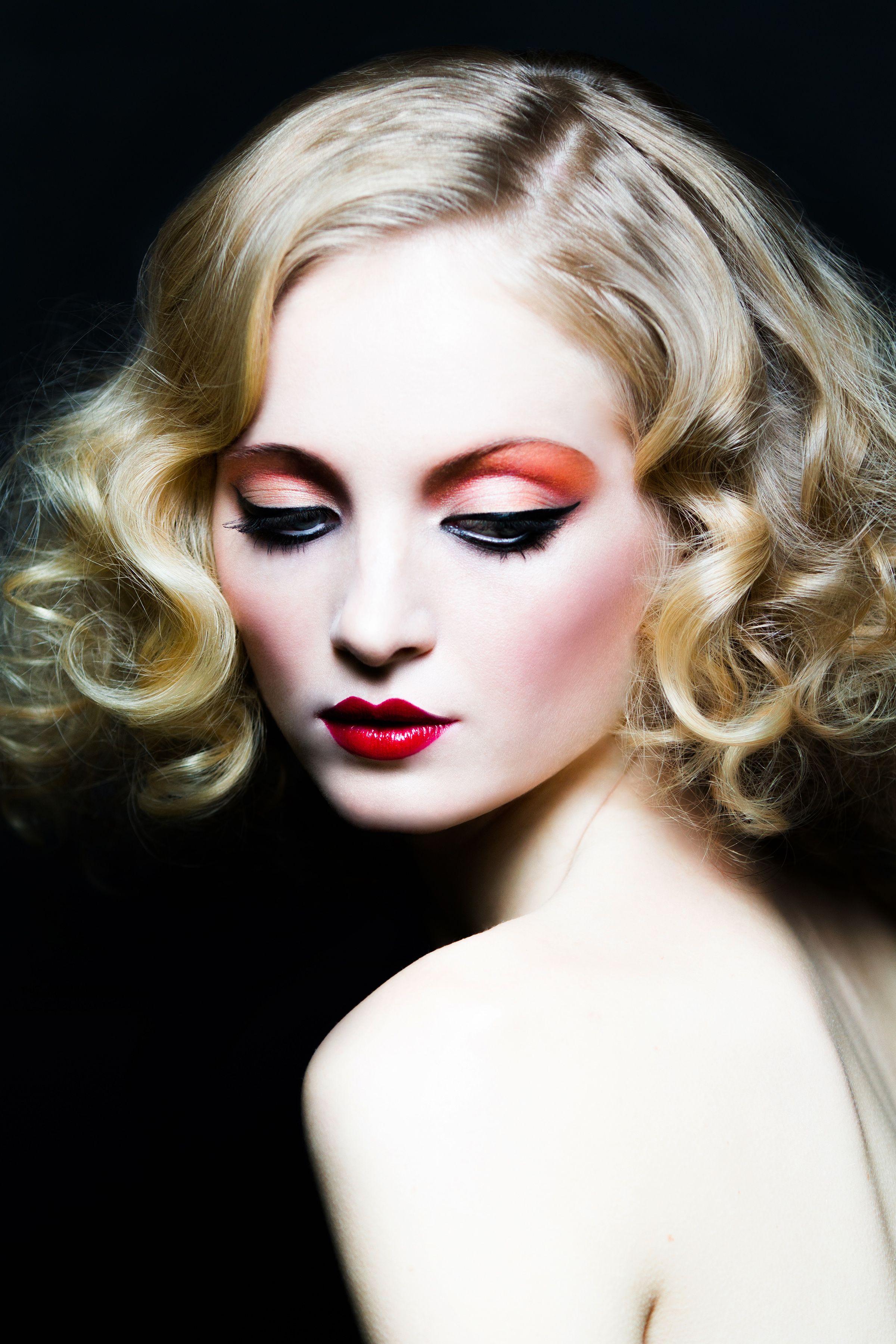 MEET THE NAHA FINALIST Janell Geason/Makeup Artist of the