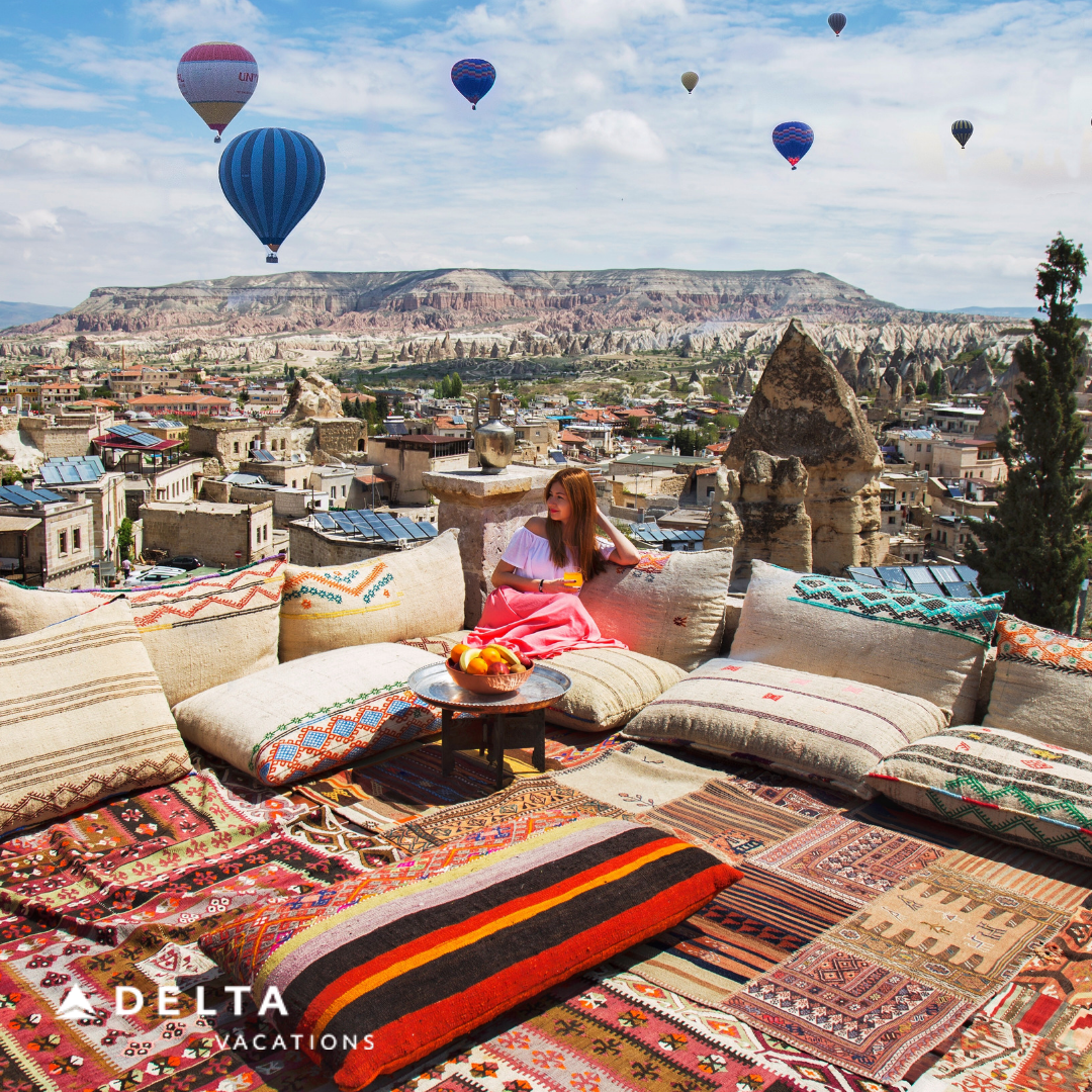 Cappadocia Turkey  Take to the sky LetsVacation