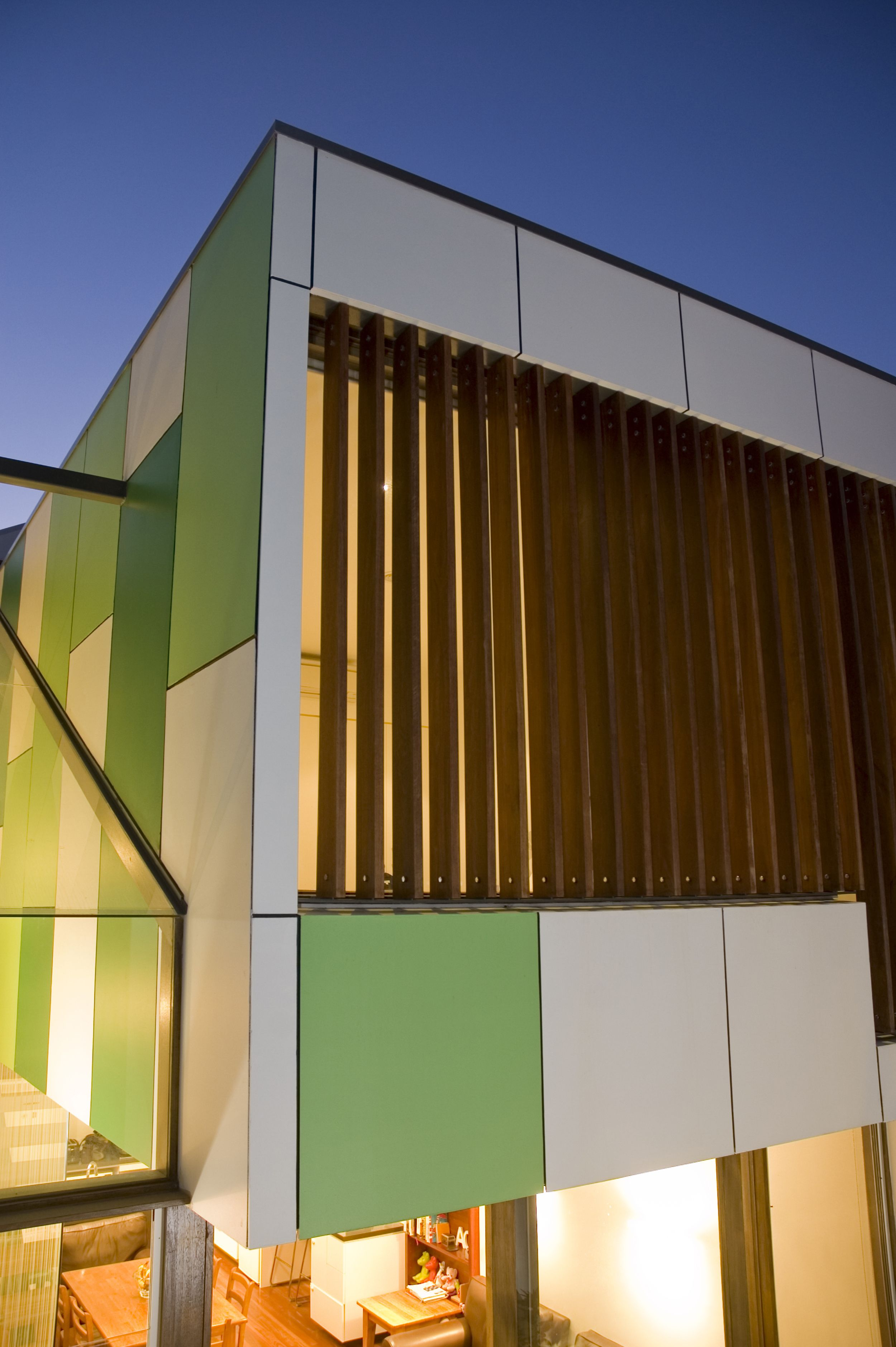 Get The Cube Look With Scyon Matrix Cladding Interior