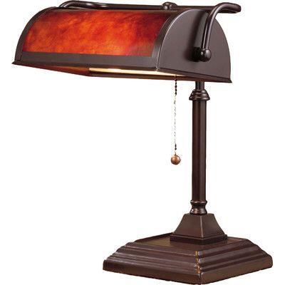 Burville 12 Table Lamp Bankers Lamp Bankers Desk Lamp Lamp