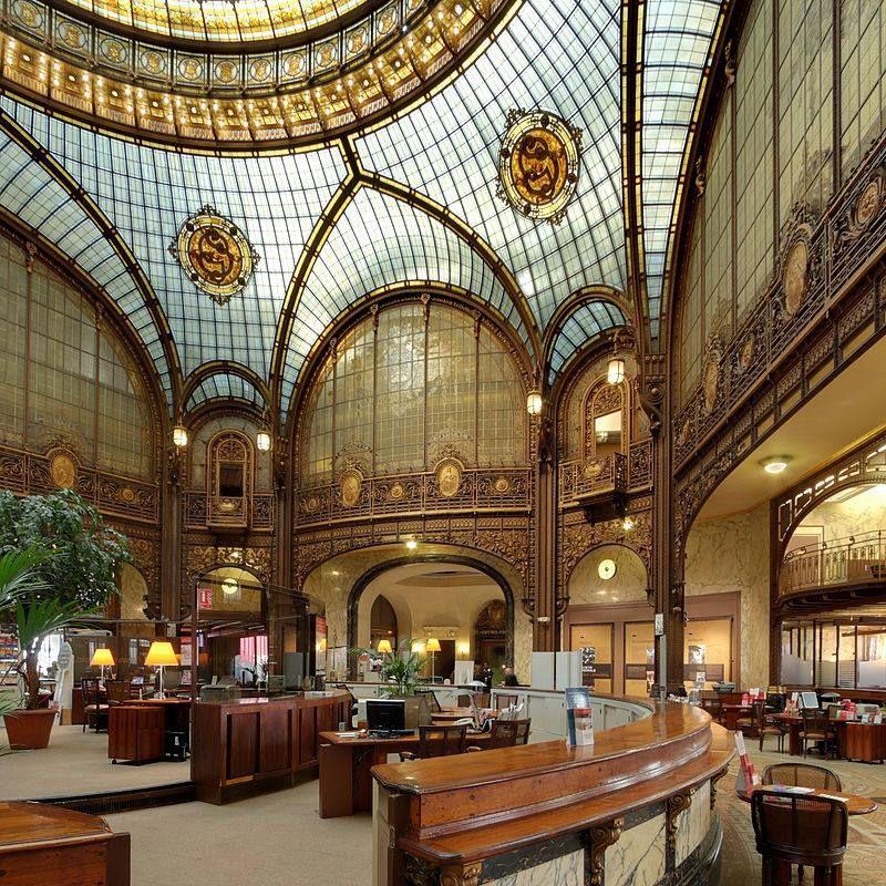 Pingl Par . Laclos Sur Art Nouveau Architecture