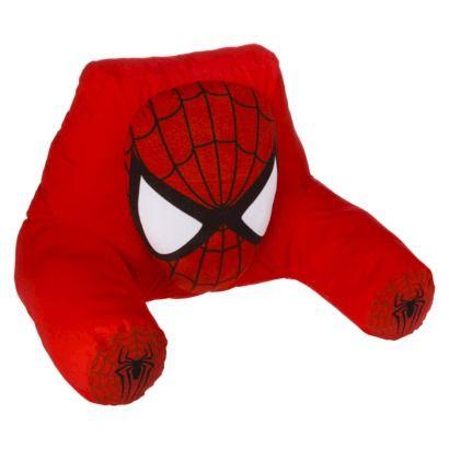 Spiderman Bed Rest Pillow Kids Stuff Pinterest Bed
