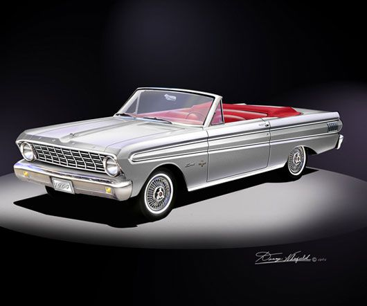 1964 Ford Falcon convertable Maintenance/restoration of old/vintage vehicles: the material for new cogs/casters/gears/pads could be cast polyamide which I (Cast polyamide) can produce. My contact: tatjana.alic@windowslive.com
