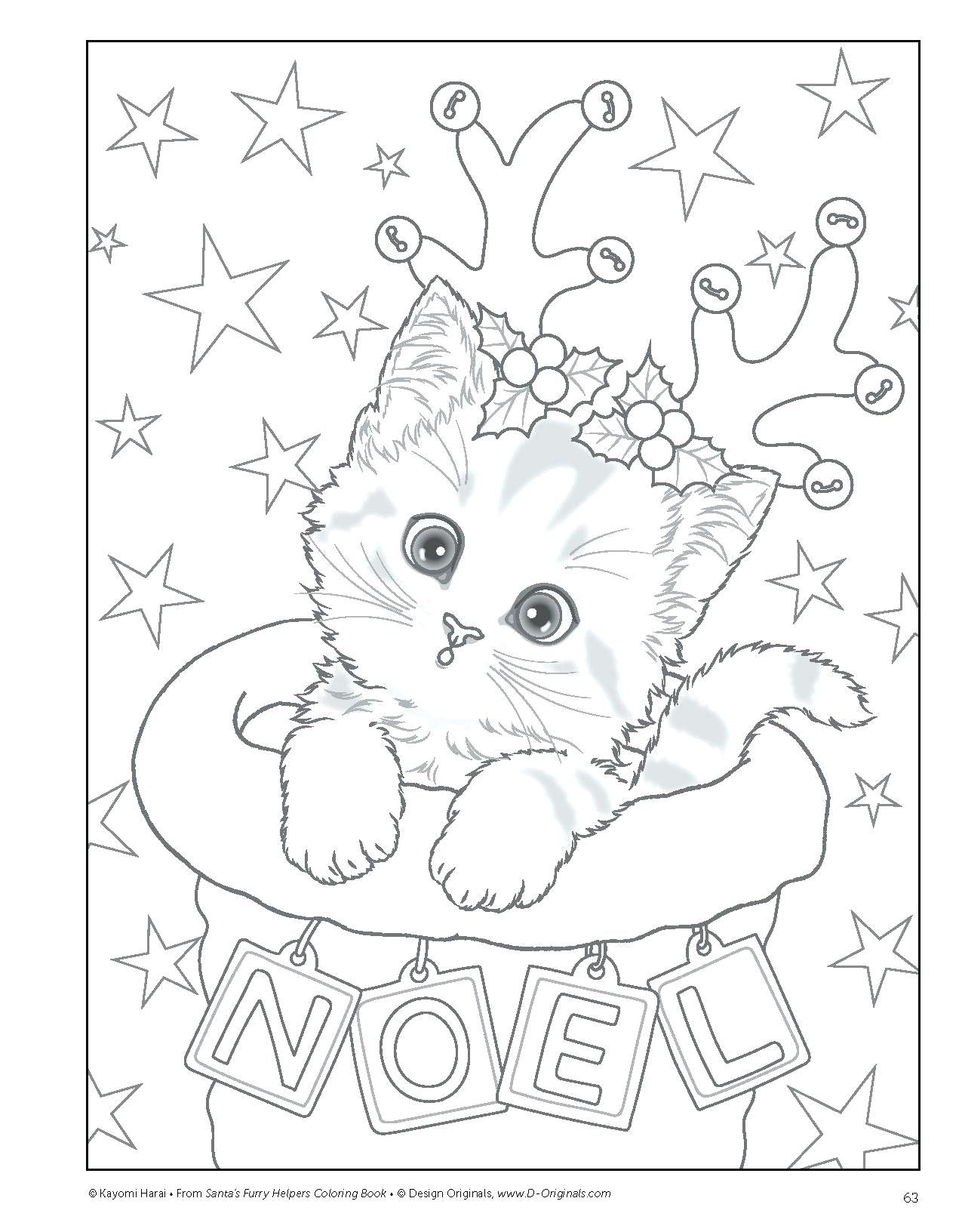 New Ideas Cute Kitten Coloring Pages In 2021 Kitty Coloring Disney Coloring Pages Christmas Coloring Sheets