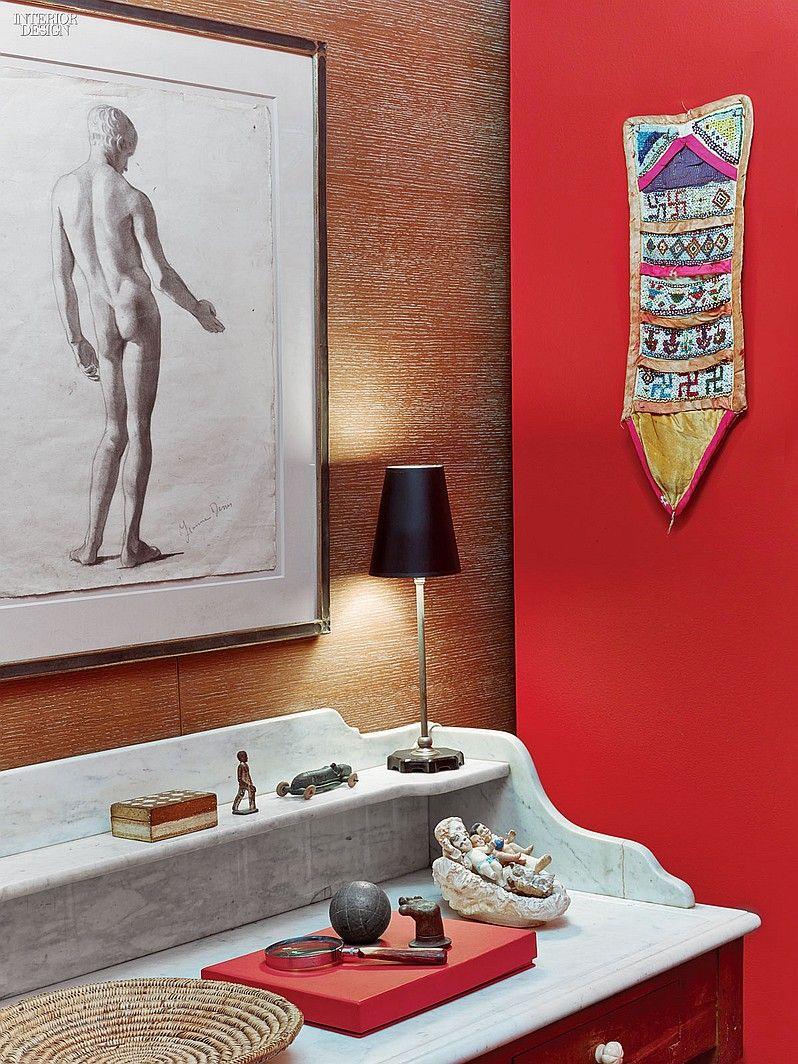 Inside Gensler Creative Director John Bricker's West Village Apartment | Projects | Interior Design
