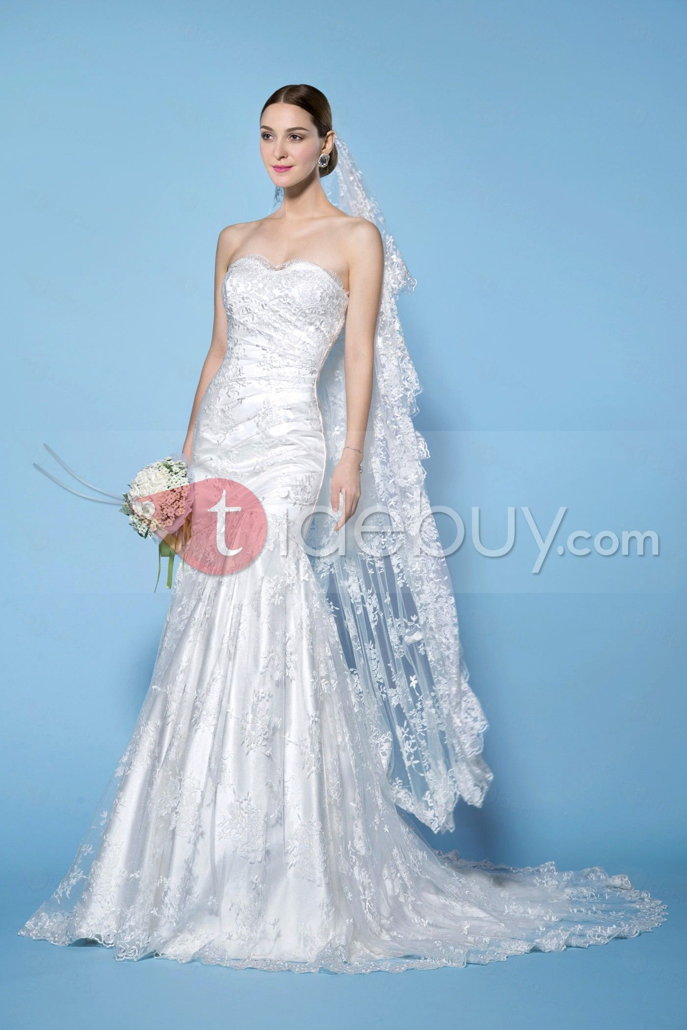 Enchanting Tidebuy.com Wedding Dresses Crest - All Wedding Dresses ...