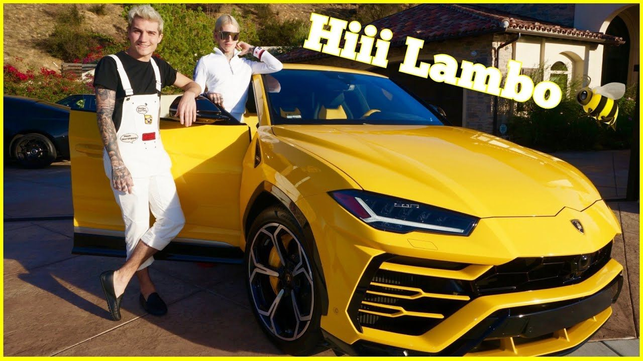 We Got A New Lamborghini Urus Suv Jeffree Star Jeffree Star