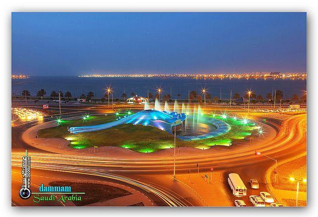 Dammam City Dammam City World Map App