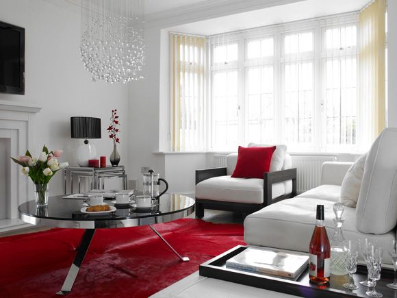 Download This Stock Image: Refurbished Art Deco 1930 S House Interior  Lounge Living Room Afternoon, UK   A5DJER From Alamyu0027s Library Of Millions  Ofu2026