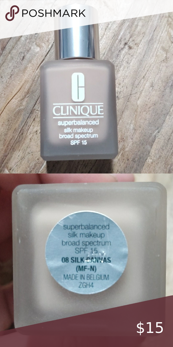 Clinique in 2020 Clinique makeup foundation, Clinique