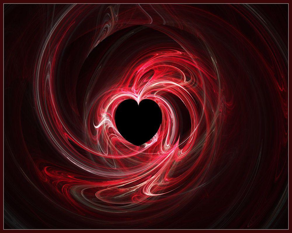 Fractal Heart - Cherry Fractals