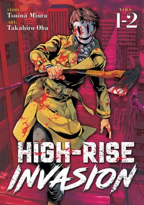 Highrise Invasion Sequel Manga Launches on July 28 News