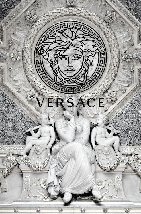Iphone Wallpaper Versace Wallpaper In 2019 Versace