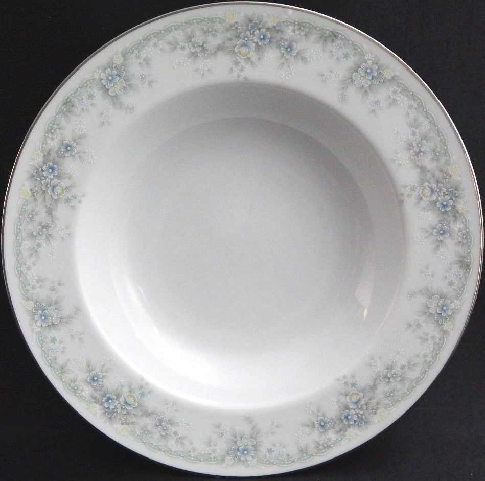 Noritake Ireland 3063 Limerick China / Large Rim Soup Bowl 9\