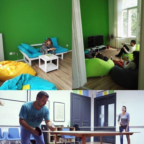 Benefits Of Having An Office Break Room