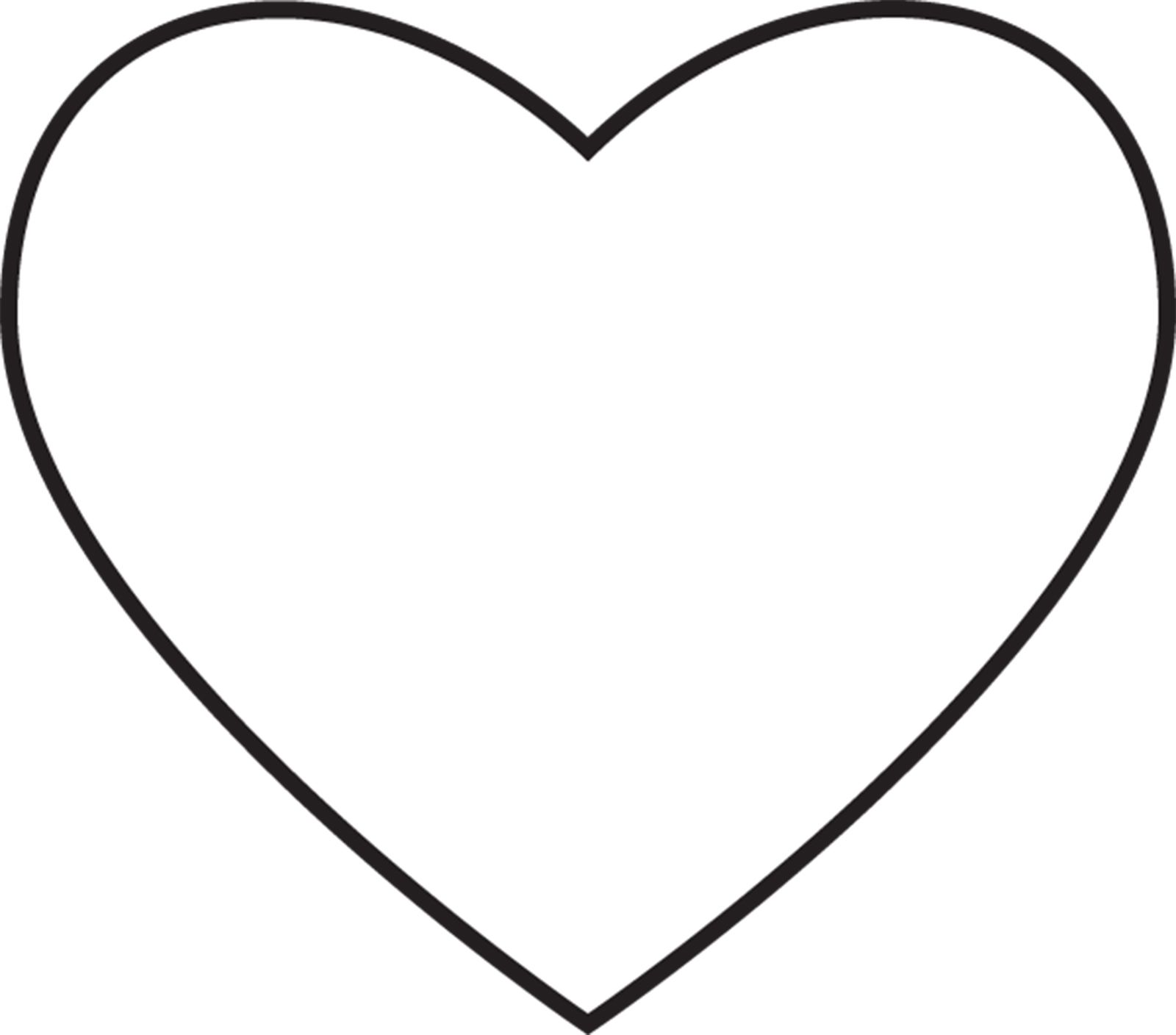Sharing Time Heart Coloring Page Lds Ldsprimary Primary Heart Coloring Pages Shape Coloring Pages Valentines Day Coloring Page