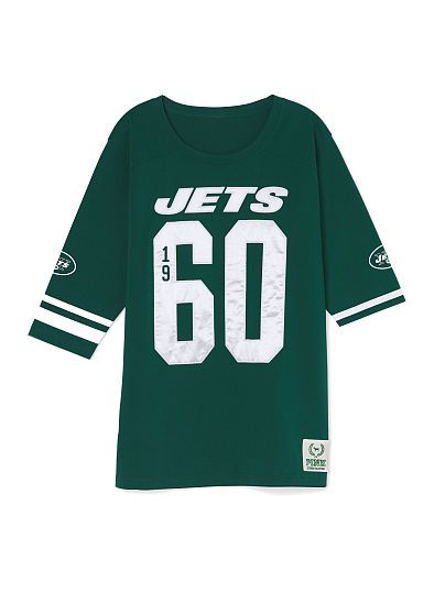 7c246c92 New York Jets Jersey Tee PINK | Must Buy! | New York Jets, Jet, Tees