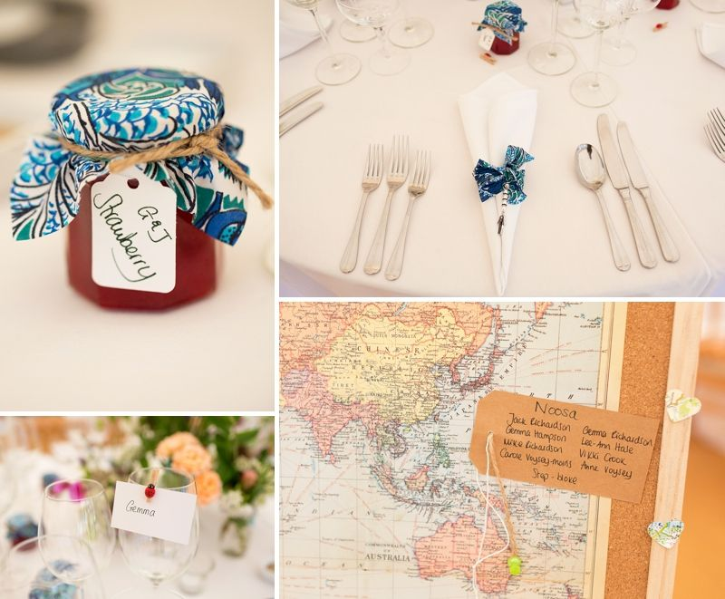 A British Village Country Fete Inspired Wedding