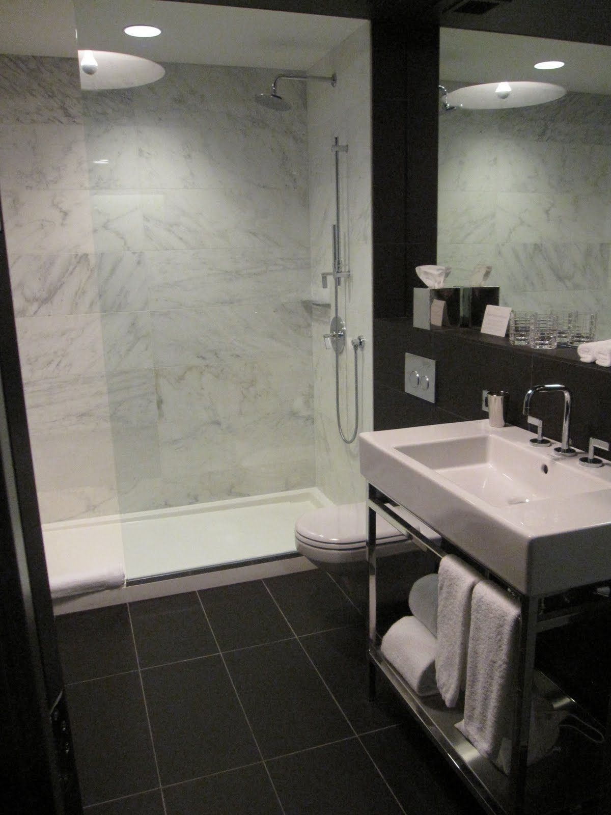 Black And White Bathrooms Decorating Ideas Black And White Bathrooms