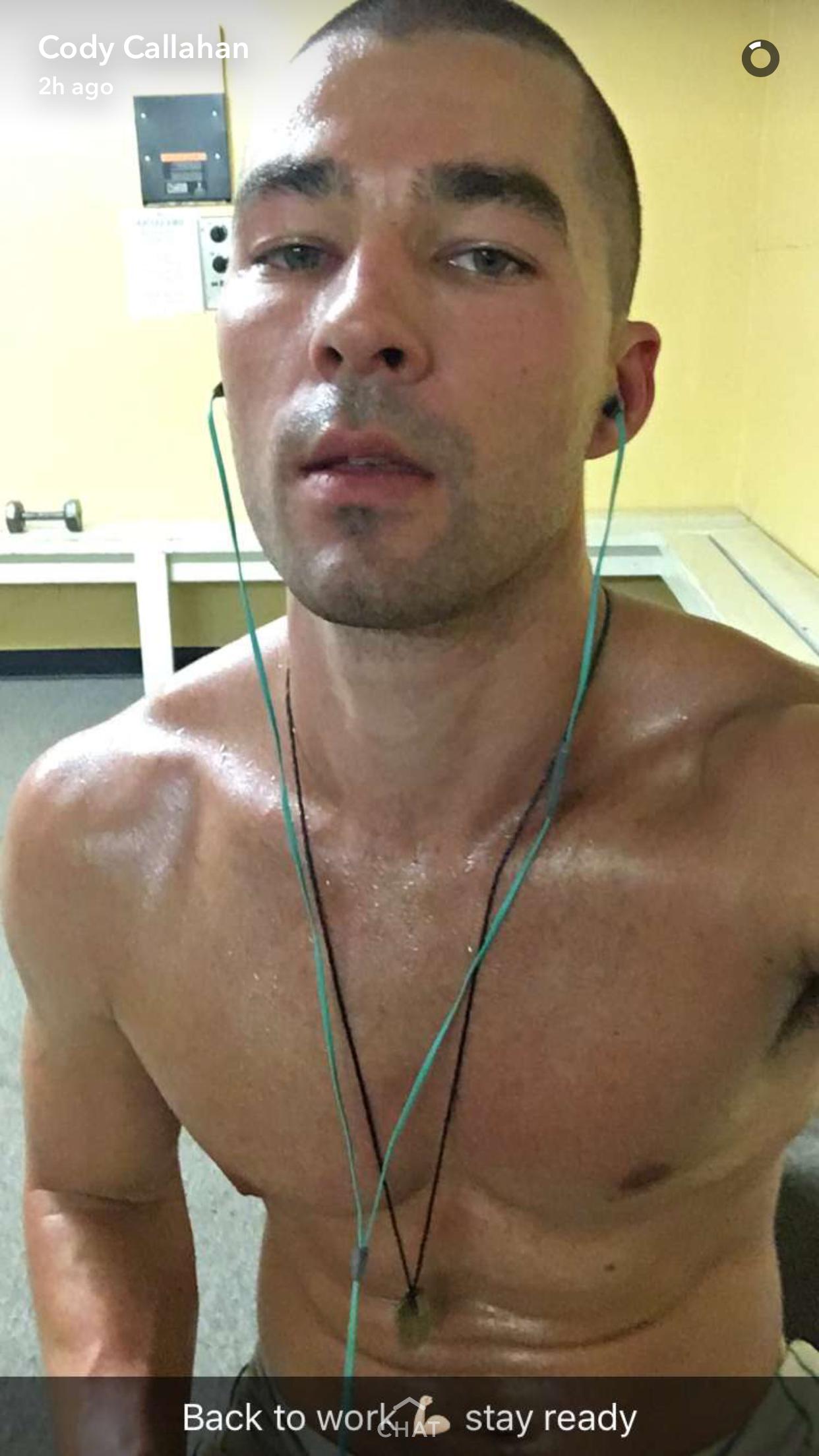 Snapchat Models: Cody Callahan.