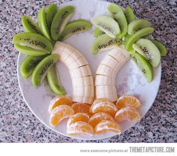 mooie fruitsalade