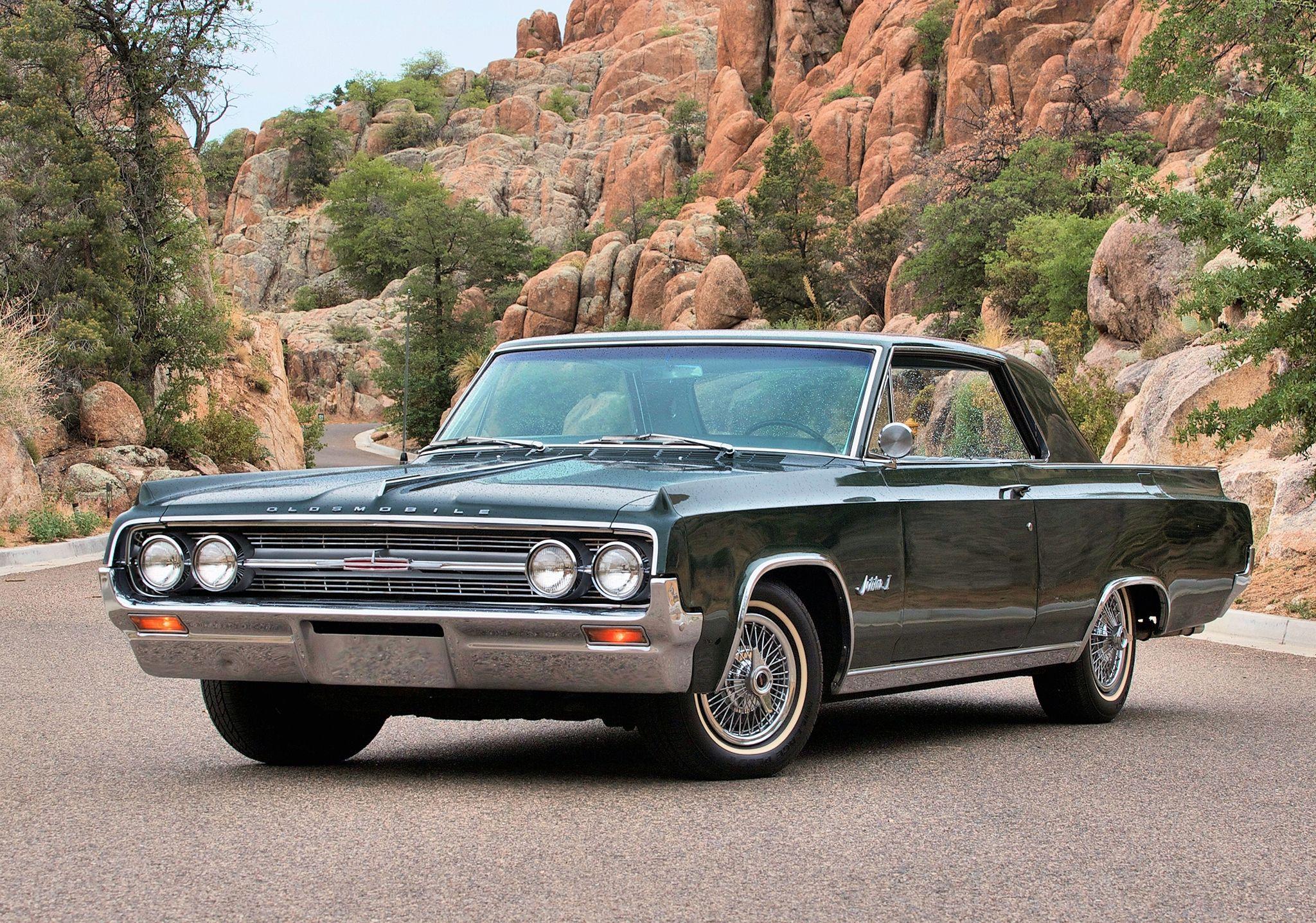 1964 Oldsmobile Jetstar I Sports Coupe Oldsmobile Classic Cars