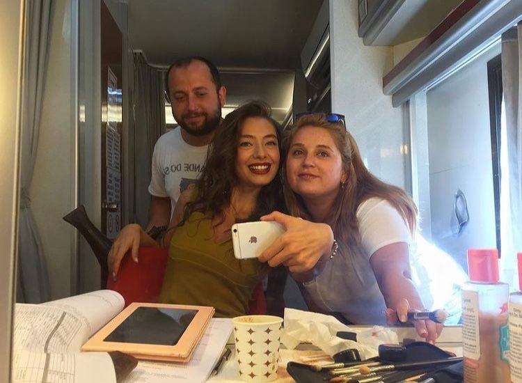Pin By Akhvlediani On Neslihan Atagul In 2021 Instagram Posts Instagram Turkish Actors