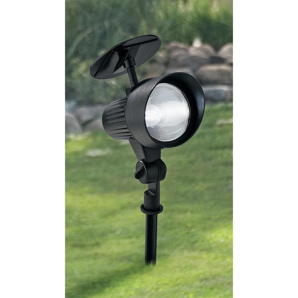 Bell+Howell Solar Spotlight or Backlight Driveway
