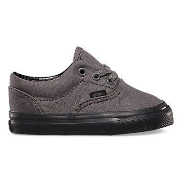 794e916431 Grey Era vans with black soles