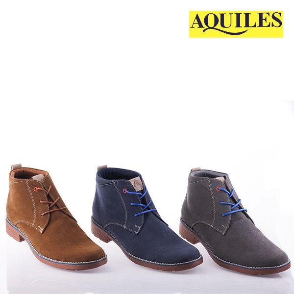 Este diseño de botines, le dará a tu look a tu estilo moderno y a la