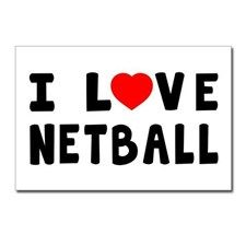 Image result for cartoon netball