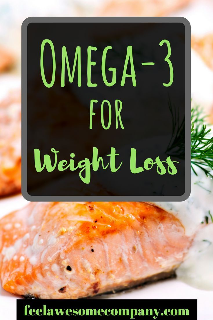How to lose weight with the help of fish