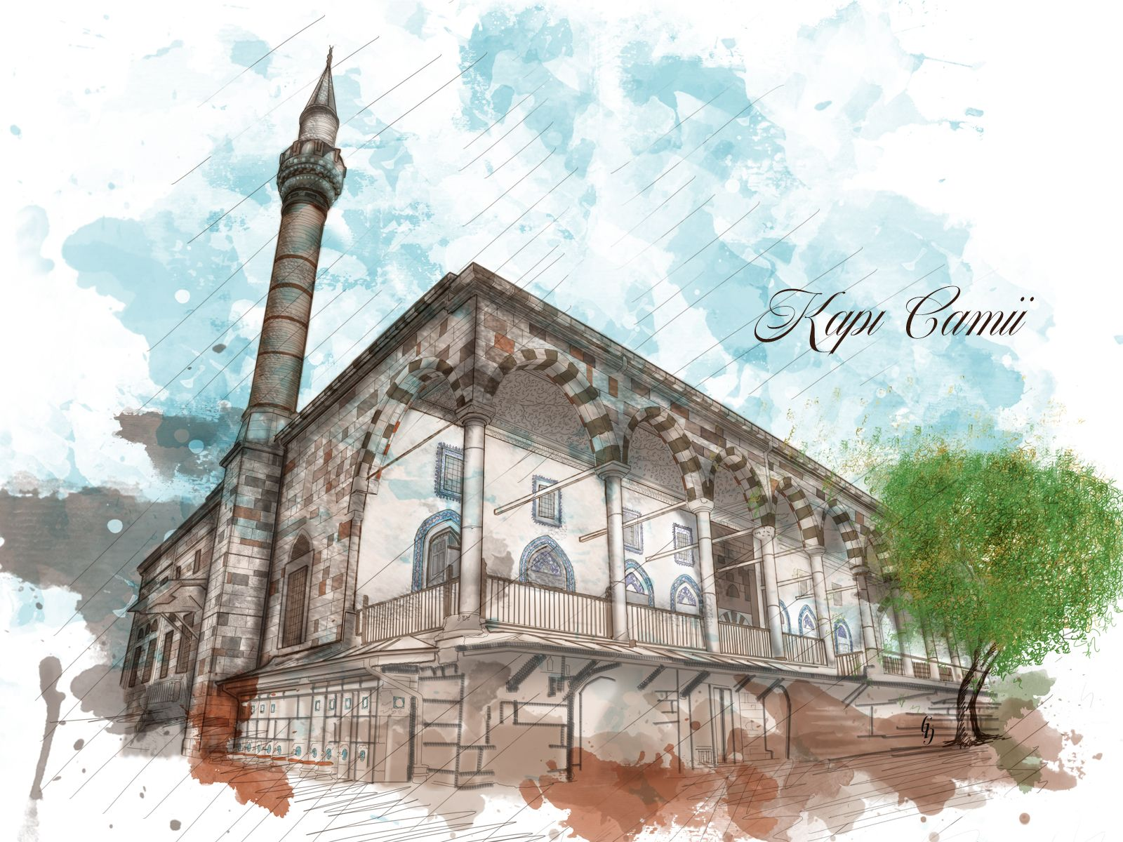 Kapı Camii (Ko…